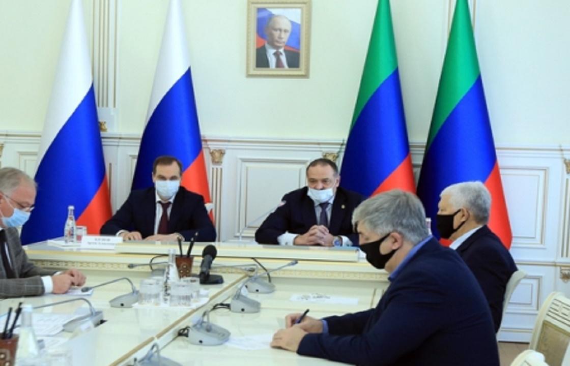В отставку: Сергей Меликов распрощался с правительством Здунова
