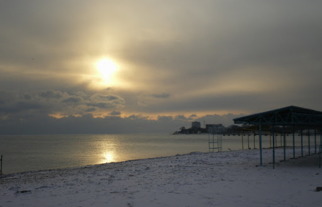 Власти Анапы рассказали, что будет с пляжами зимой