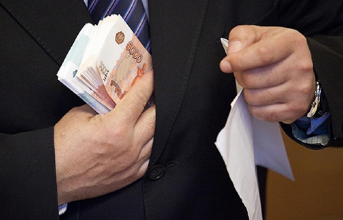 За взятку в 100 тысяч чиновник из Крыма остался на свободе