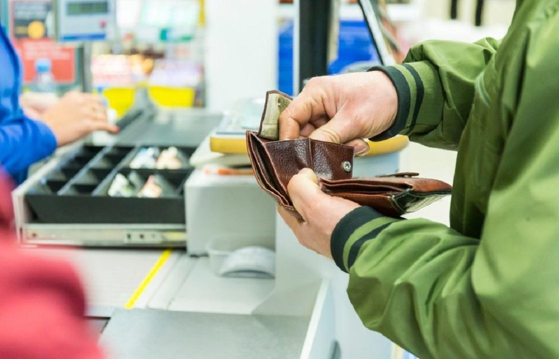 Названы регионы ЮФО с максимальным ростом цен на продукты