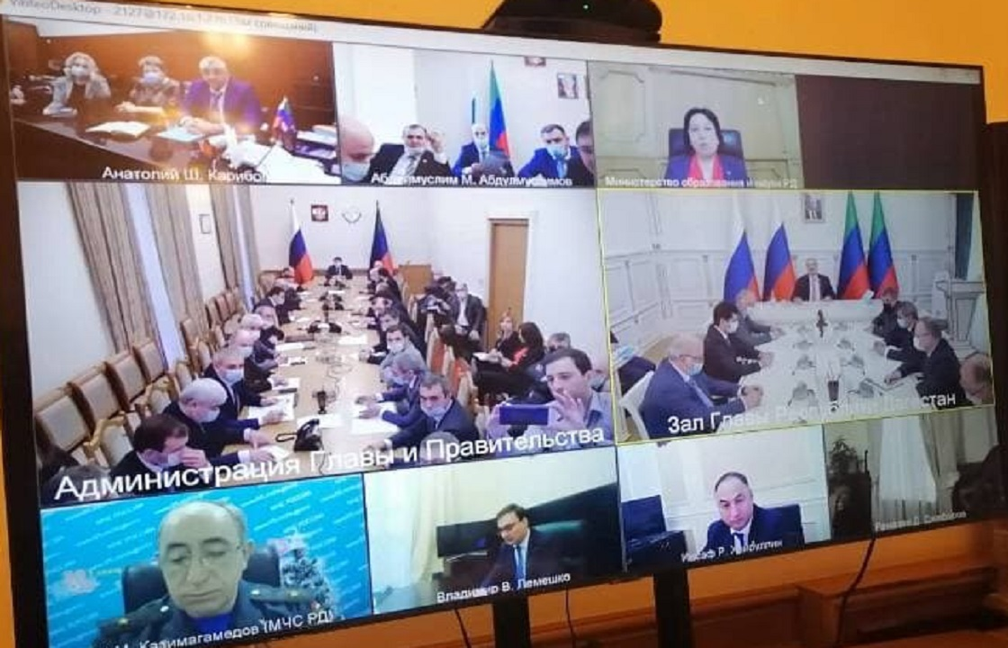 Сергей Меликов реорганизовал правительство Дагестана. Список изменений