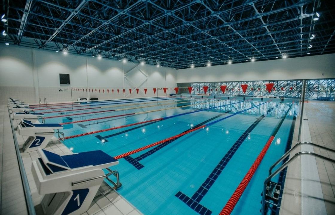 У краснодарцев появится больше возможностей для занятия водными видами спорта