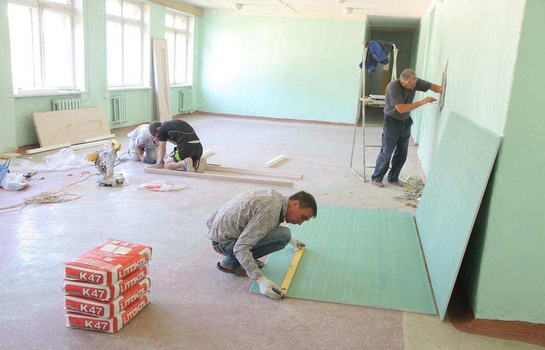 При ремонте школы в Ставропольском крае подрядчик украл 1,5 млн рублей