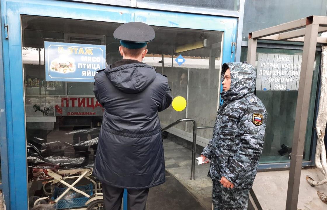 Гастарбайтеры стали причиной закрытия Сенного рынка в Краснодаре