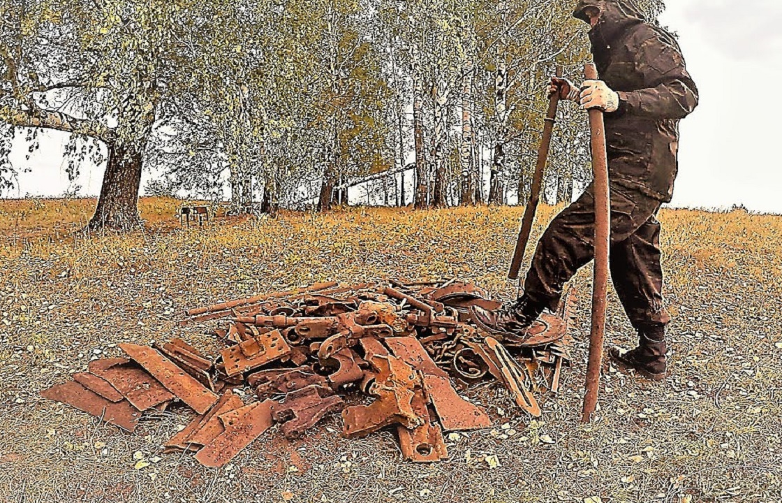 СКР начал проверку по факту подрыва собиравшего металлолом жителя Ингушетии