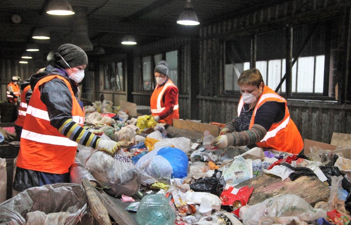Стало известно, когда в Сочи заработает мусоросортировочный комплекс