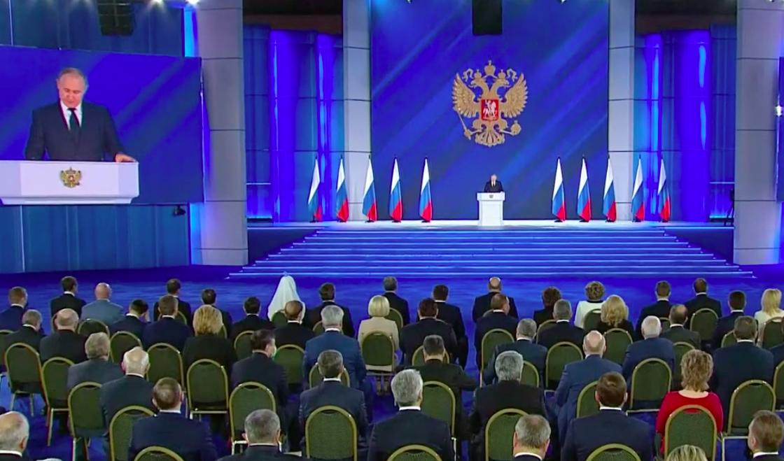 Владимир Путин призвал россиян вакцинироваться