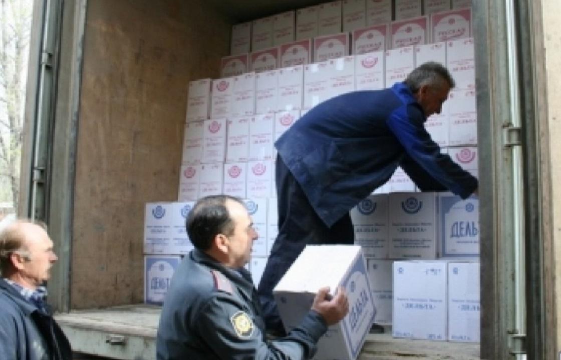 Кубанский полицейский ответит за пропавший алкоголь