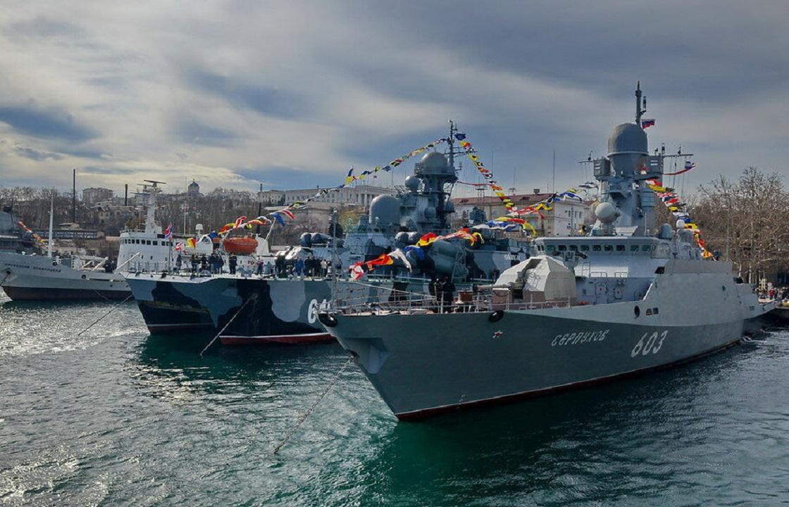 В Севастополе задержан шпионивший за Черноморским флотом мужчина
