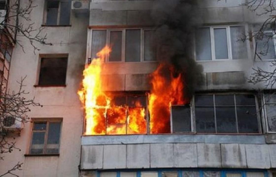 Праздник и пожар: трое волгоградцев заживо сгорели в День Победы