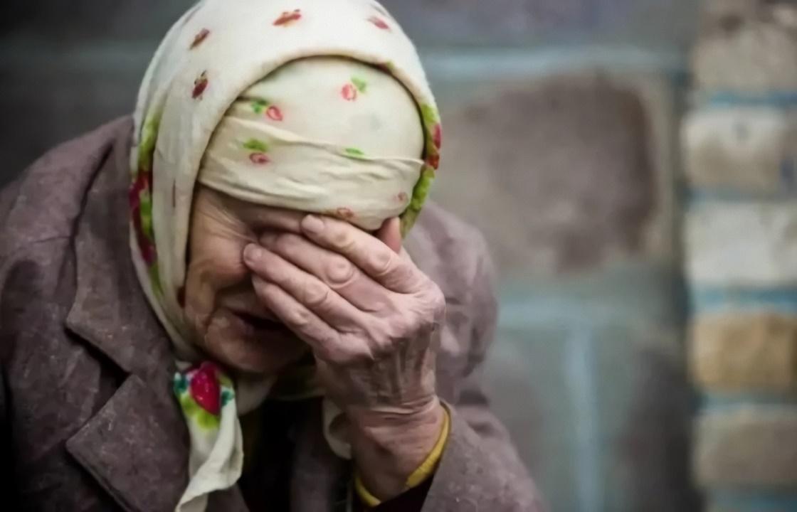 Чиновники Крыма отказали в выплатах 96-летней вдове фронтовика
