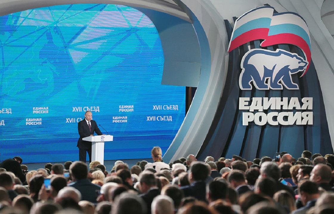 Бабушкин, Темрезов, Кадыров. СМИ назвали лидеров списков «Единой России»