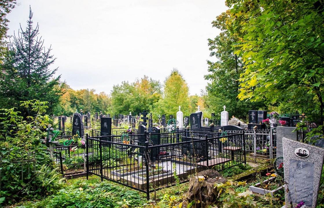 Расхитители могил задержаны под Симферополем