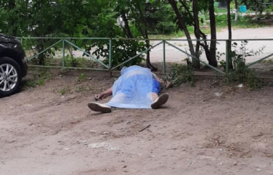 Прохожие нашли труп рядом с детсадом в Сочи