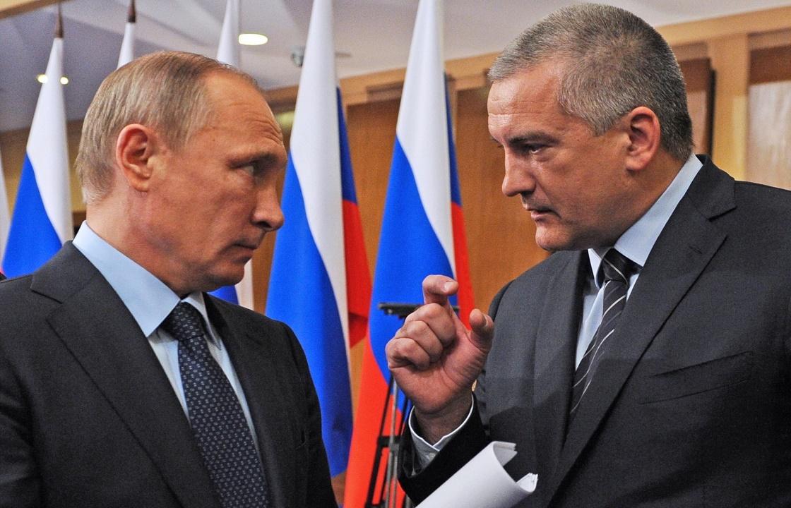 Глава затопленного Крыма попросил денег у Кремля