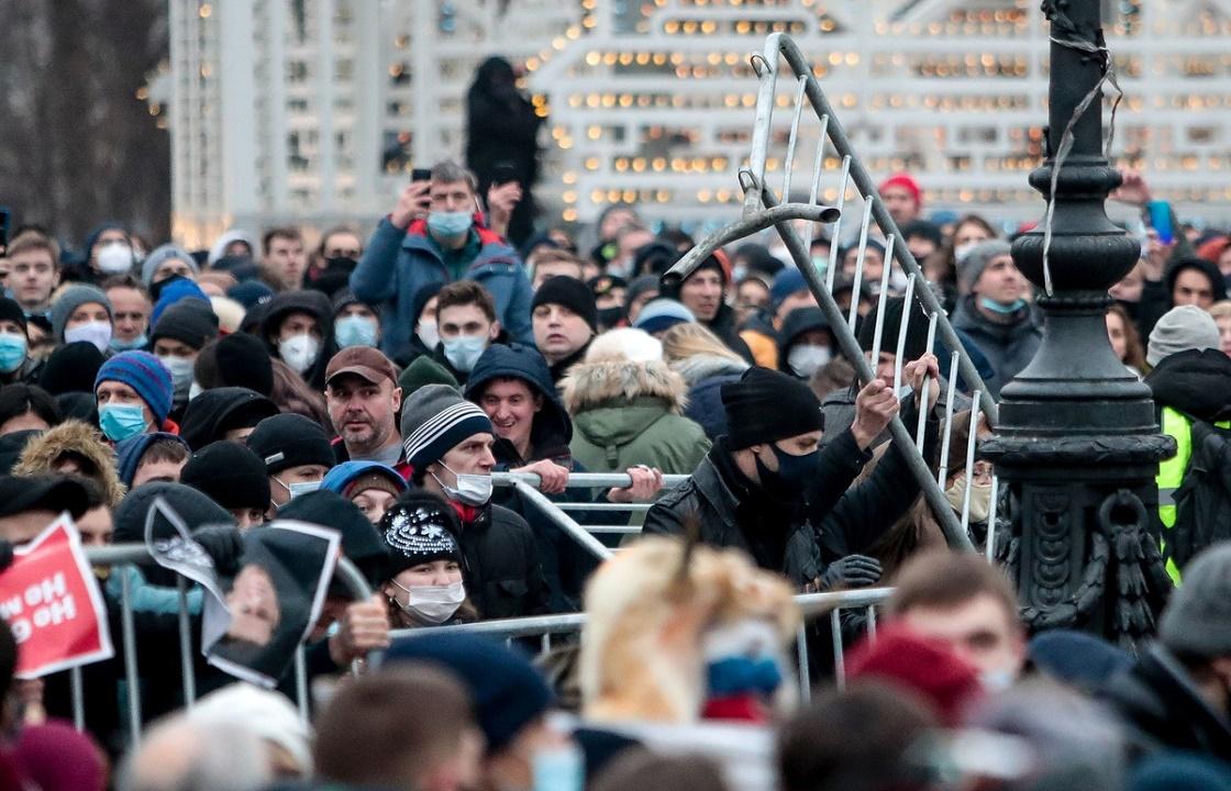 Активистка из Геленджика оштрафована в Крыму за призывы к митингу