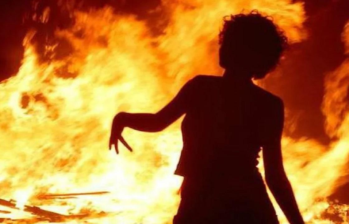 Заживо сжегший жену житель Ростова получил 13 лет