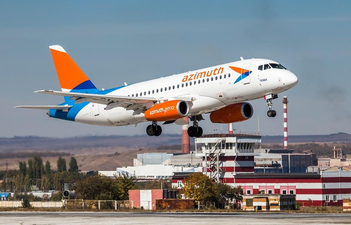 Прокуратура начала проверку из-за возвращения самолета «Азимут» в Краснодар