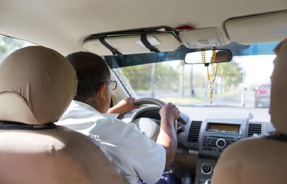 Таксист-эксгибиционист задержан в Сочи