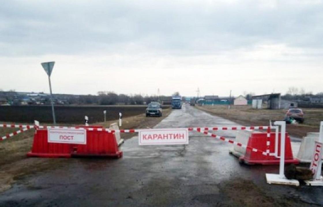 Очередное дагестанское село закрыли на карантин из-за ковида