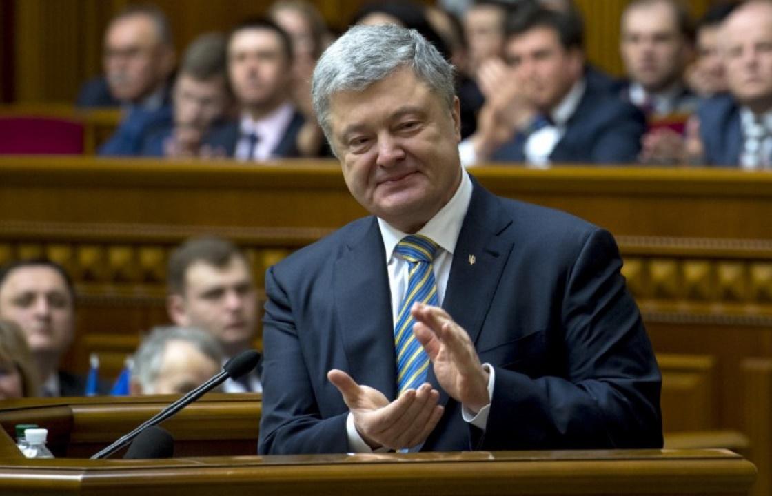Порошенко пообещал, что Крым скоро станет украинским
