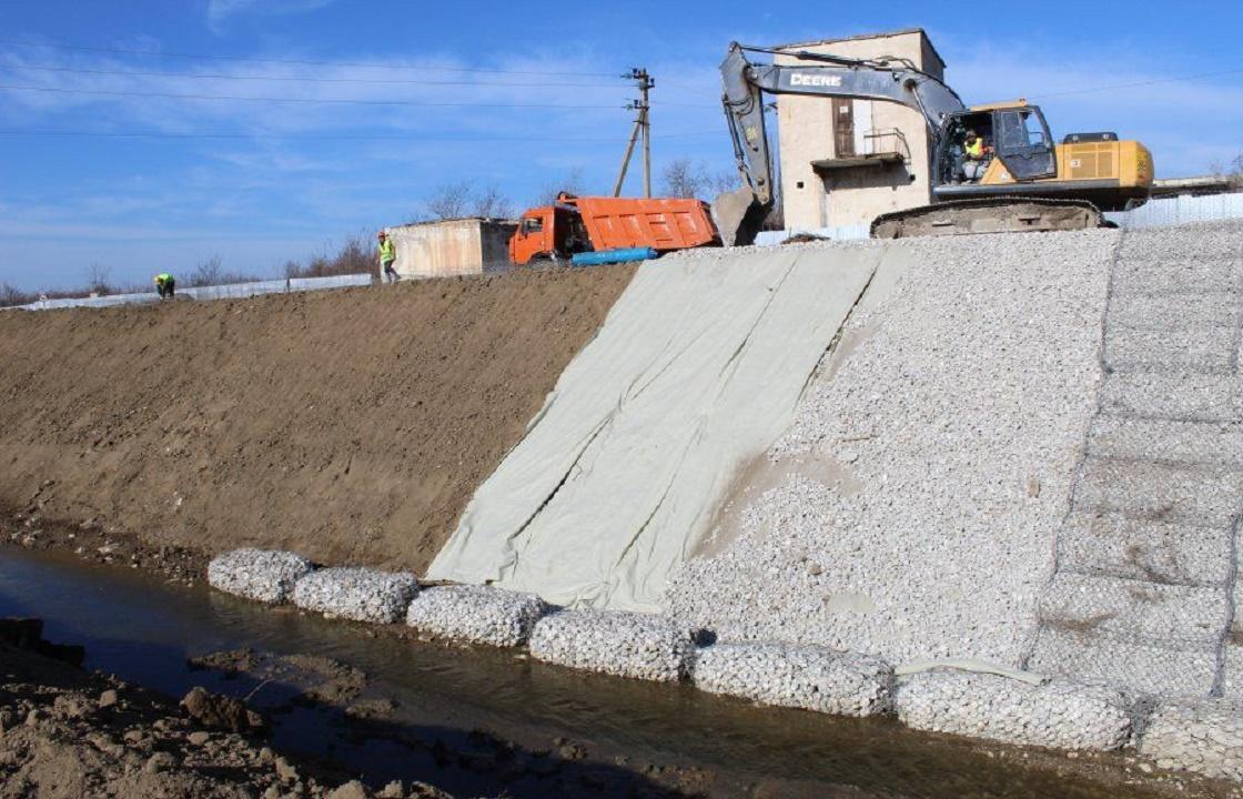Укрепление берега Урупа в Карачаево-Черкесии начнут на год раньше