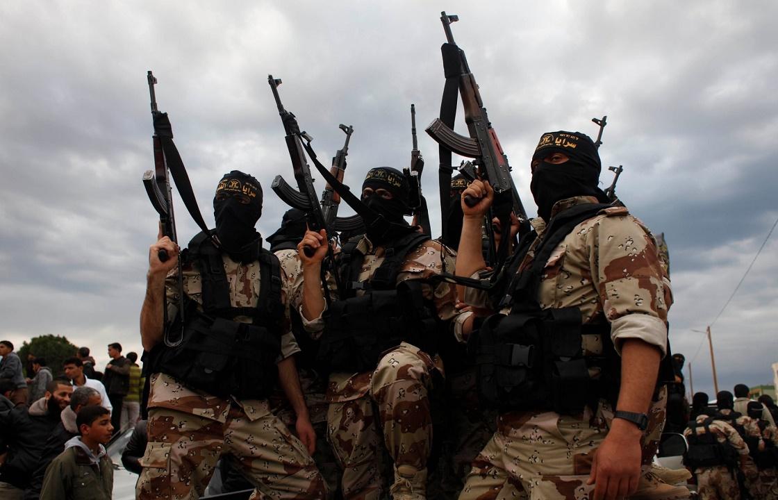 Житель Дагестана оштрафован за флаг ИГИЛ*