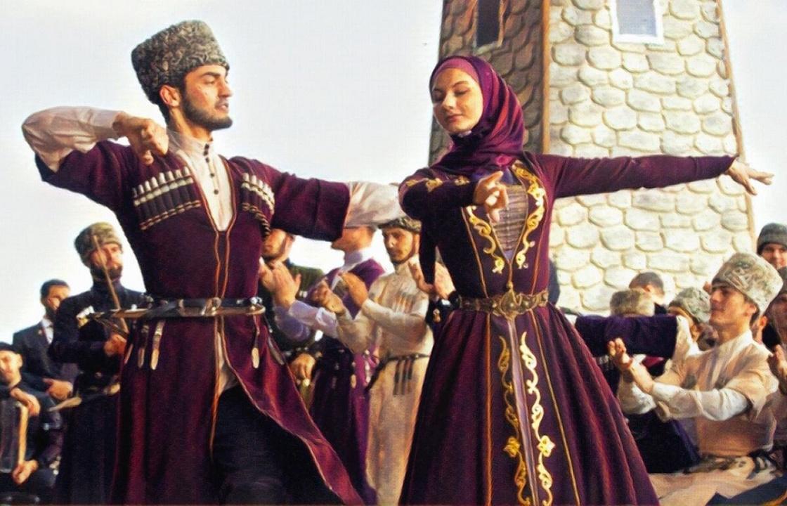 Чеченцы оказались самыми стройными россиянами