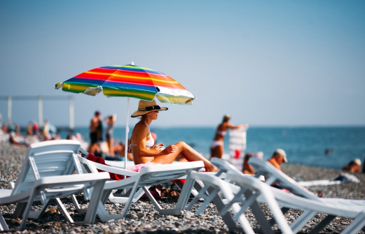 Почти 200 пляжей Сочи вновь открыты для туристов