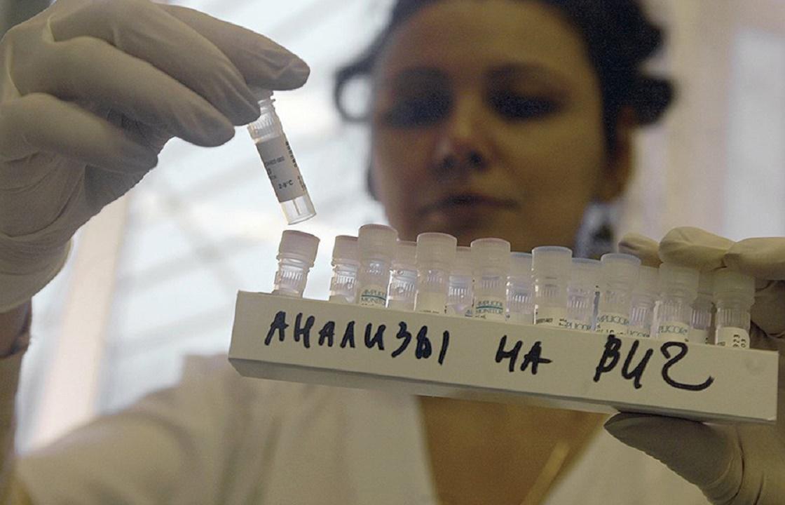 Калмыки реже других россиян заражаются ВИЧ