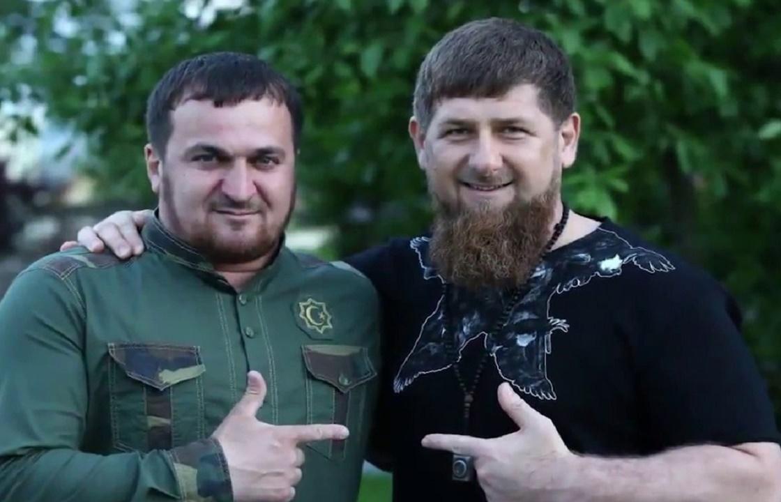 В Чечне новый министр спорта: двоюродный брат Кадырова сменил племянника