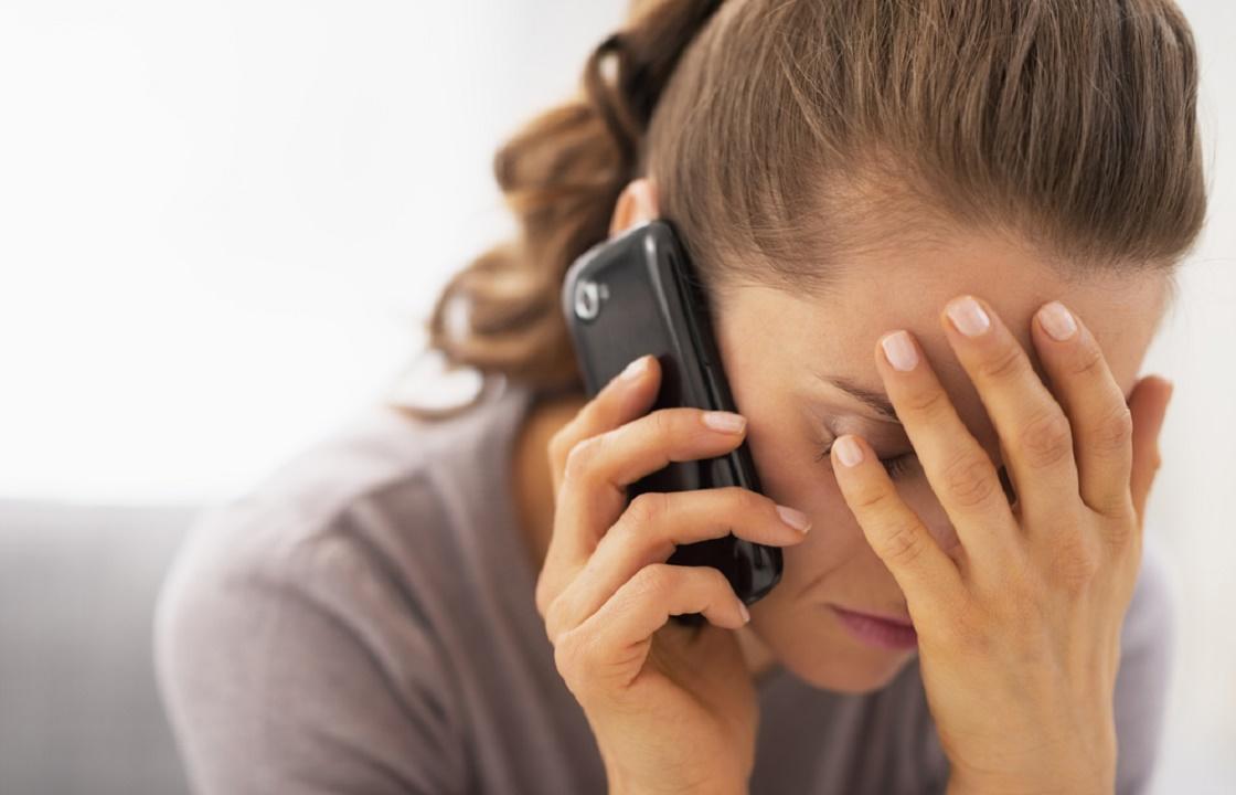 Ответив на звонок, ставропольчанка потеряла миллион рублей