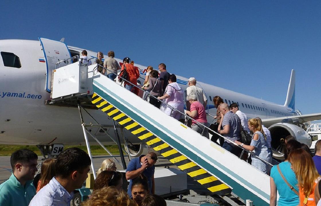 Стало известно, куда россияне чаще летали этим летом. Рейтинг