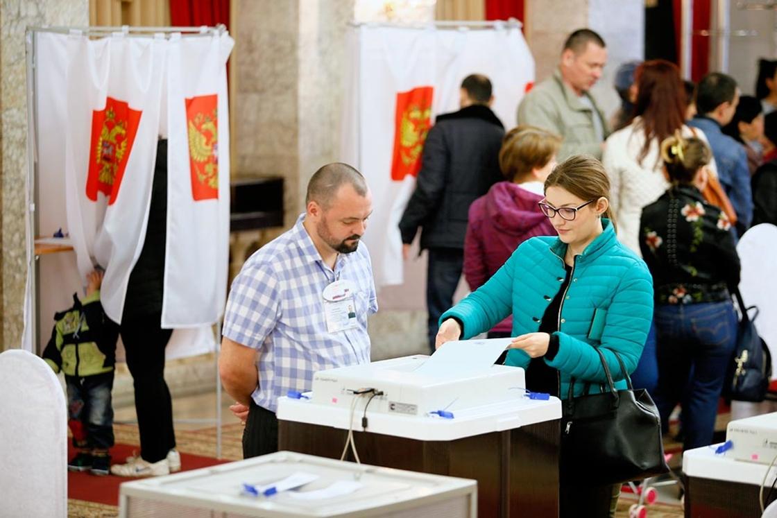 Участки, наблюдатели и три дня: хроника голосования в Краснодарском крае