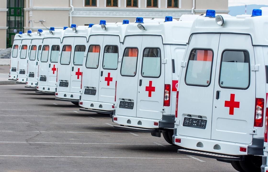 Пропали телефон и тонометр: симферополец обворовал машину скорой помощи