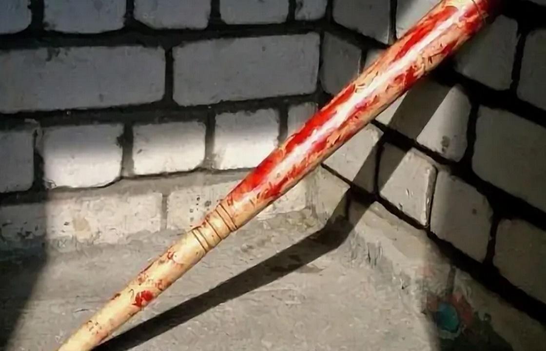 Житель Ингушетии из-за замечания бейсбольной битой забил мачеху