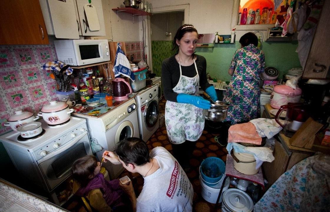 Жители Ингушетии и Калмыкии реже других жалуются на условия жизни