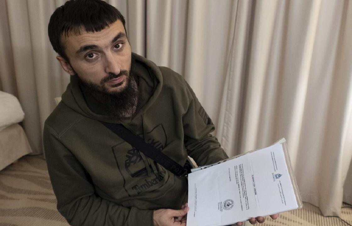 Тумсо Абдурахманов восхитился властями Швеции