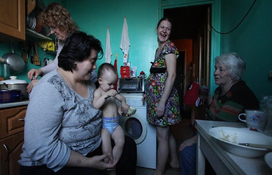 Жителям Адыгеи и Осетии больше других не хватает квадратных метров. Рейтинг