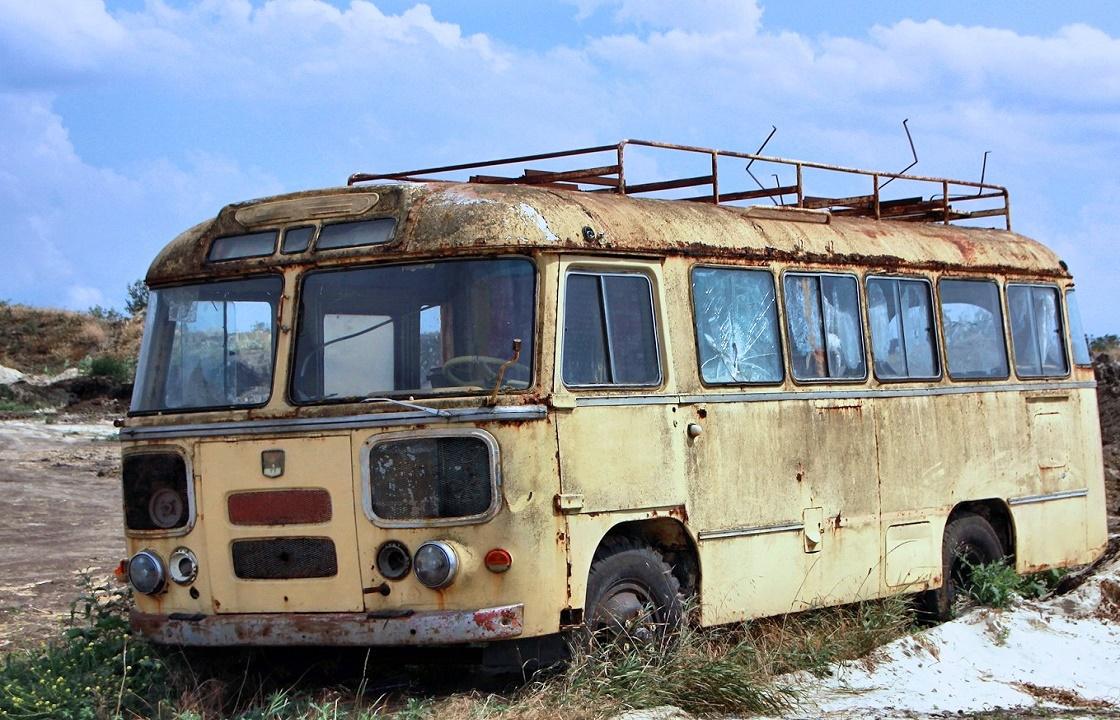 Названы регионы с самыми старыми автобусами в стране