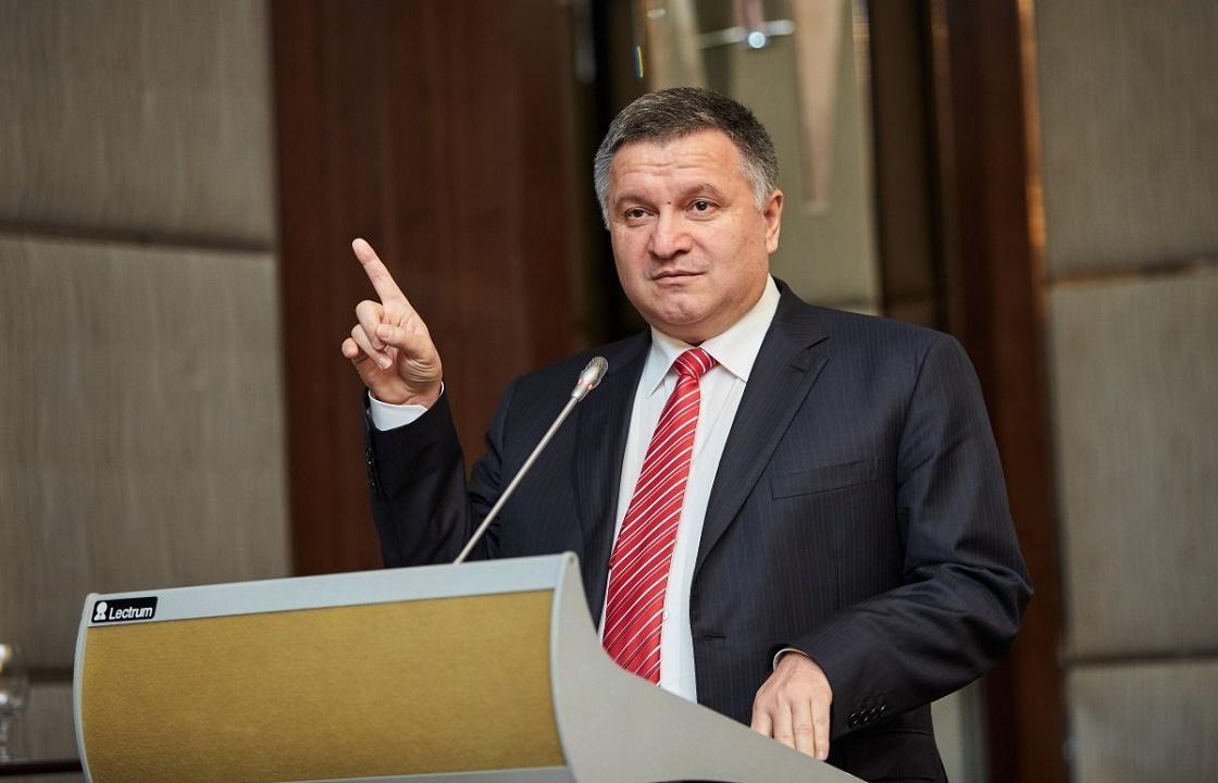 Экс-глава МВД Украины призвал к силовому возвращению Крыма