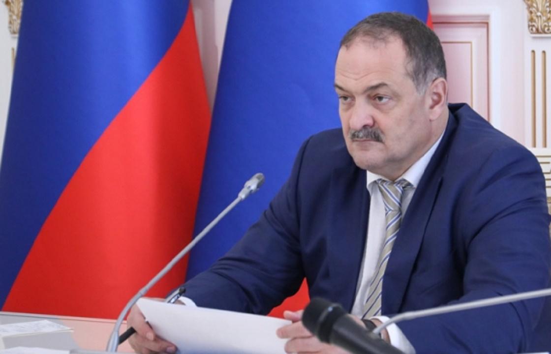 Все три фракции поддержали Сергея Меликова