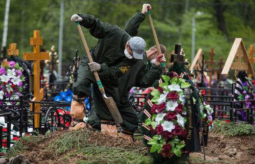 За попытку убийства на похоронах житель Ставрополья получил четыре года